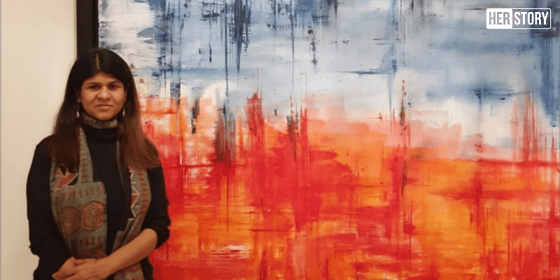 Artist Gunjan Shrivastava on nearly two decades of life as an artist and mentoring the younger generation
