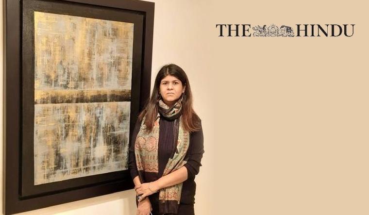 Gunjan Shrivastava's art speaks up for an eco-friendly perspective